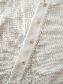 他の写真3: SOSHI OTSUKI       ソウシオオツキ KIMONO BREASTED THERMAL・WHITE