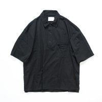 stein       POLO HALF SLEEVE SHIRT・BLACK