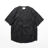 stein       OVERSIZED LESS SS SHIRT・BLACK