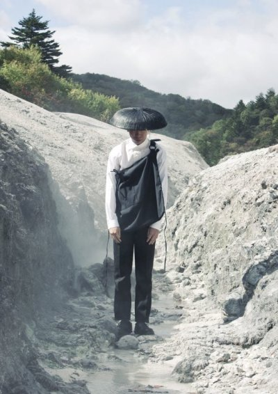 画像2: SOSHI OTSUKI       ソウシオオツキ KESA SHOULDER・BLACK