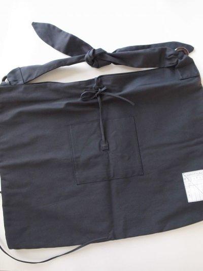 画像1: SOSHI OTSUKI       ソウシオオツキ KESA SHOULDER・BLACK