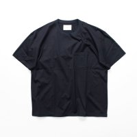 stein       OVERSIZED POCKET TEE・DARK NAVY