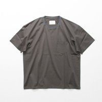 stein       OVERSIZED POCKET TEE・CHARCOAL