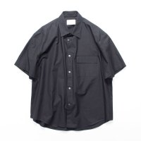 stein       OVER SLEEVE SS SHIRT・DARK NAVY