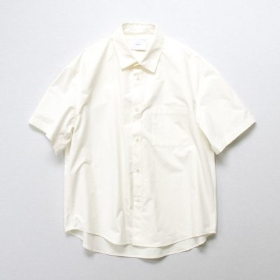 画像1: stein       OVER SLEEVE SS SHIRT・-minus