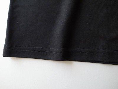 画像2: stein       PRINT TEE - COMPLETE&INCOMPLETE-・BLACK