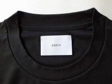 他の写真1: stein       PRINT TEE - COMPLETE&INCOMPLETE-・BLACK