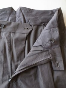 他の写真1: stein       WIDE TAPERED TROUSERS_B・CONCRETE