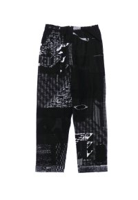 PHINGERIN       フィンガリン NIGHT PANTS GAUZE PIXE ROOM