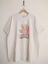 """GILET       ジレ """"BOLO BEAR T-SHIRT""""プリントTシャツ"""