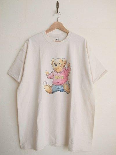 """画像1: GILET       ジレ """"BOLO BEAR T-SHIRT""""プリントTシャツ"""