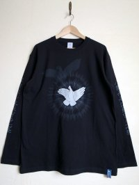 black means  SHADOW PICTURE LONG SLEEVES