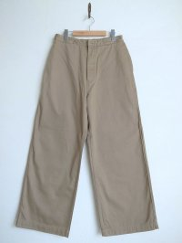 brassband       EURO WORK CHINO PANTS・ベージュ
