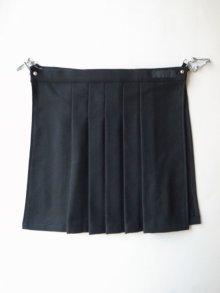 他の写真2: PEEL&LIFT        flannel wool kilt キルト・ブラック