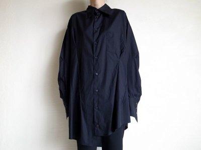 """画像2: sulvam       サルバム """"broad over shirt""""オーバーサイズシャツ"""