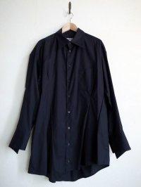 "sulvam       サルバム ""broad over shirt""オーバーサイズシャツ"