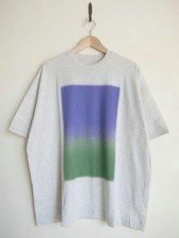 Dulcamara      ドットグラデーションBig Tシャツ・オートミール
