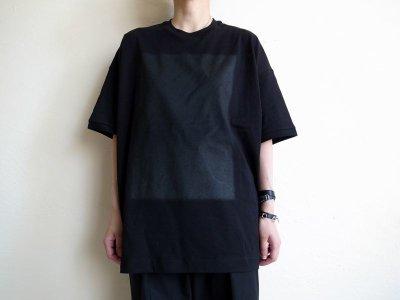 画像2: Dulcamara      ドットグラデーションBig Tシャツ・ブラック