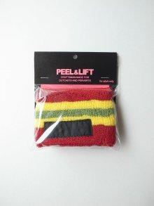 他の写真1: PEEL&LIFT        towelling wristband リストバンド・ラスタ
