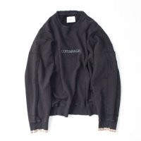 stein       OVERSIZED REBUILD SWEAT・CHARCOAL
