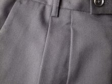 他の写真2: stein       WIDE TAPERED TROUSERS・BLACK