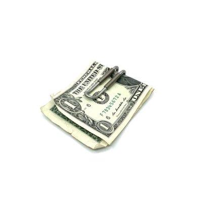 """画像2: ED ROBERT JUDSON       """"CLIP"""" MONEY CLIP・SILVER"""