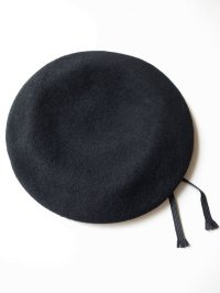 PEEL&LIFT        military beret ミリタリーベレー帽