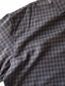 他の写真2: stein       OVERSIZED DOWN PATTERN SHIRT・GINGHAM CHECK