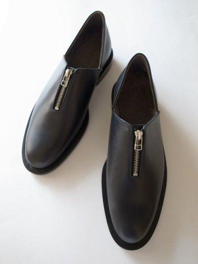 画像2: ISHMM       zip shoes・black