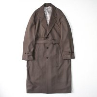 stein       LAY CHESTER COAT・G.TAUPE