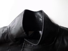 他の写真1: stein       OVER SLEEVE FAKE LEATHER JACKET・LEATHER