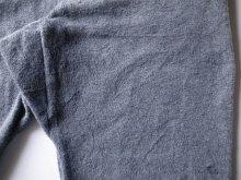 """他の写真3: RELAX FIT       リラックスフィット """"EXPRESS MOTEL SLACKS""""フリーススラックス・グレー"""