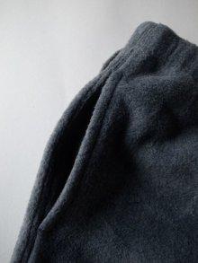 """他の写真2: RELAX FIT       リラックスフィット """"EXPRESS MOTEL SLACKS""""フリーススラックス・グレー"""