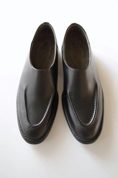 画像2: ISHMM       moca shoes・black 予約商品