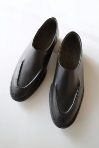ISHMM       moca shoes・black 予約商品