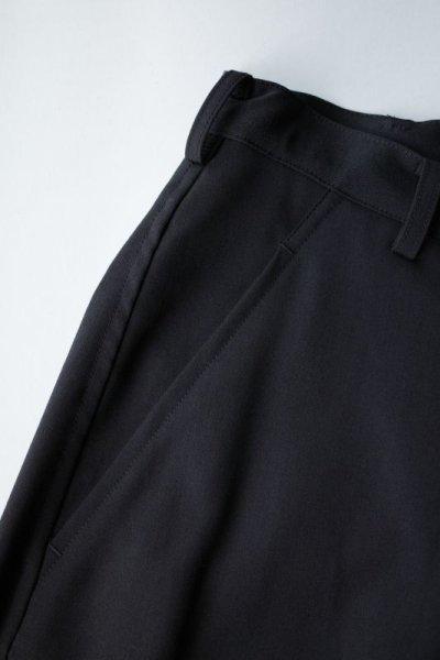 """画像2: sulvam       サルバム """"gabardine classic bondage pants""""ボンテージパンツ"""