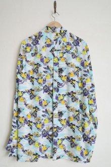 """他の写真1: sulvam       サルバム """"long sleeve ALOHA shirt""""ロングスリーブアロハシャツ"""