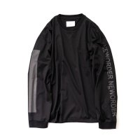 stein       OVERSIZED LONG SLEEVE TEE・NEW ORDER/BLACK
