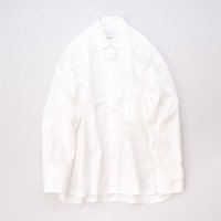 stein       OVERSIZED DOWN PAT SHIRT