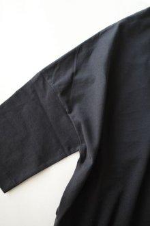 他の写真3: Dulcamara      アシンメトリーミディアムスリーブワンピース・ブラック