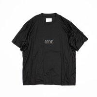 stein       PRINT TEE -RREVE-・BLACK