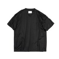 stein       OVERSZED POCKET TEE・BLACK