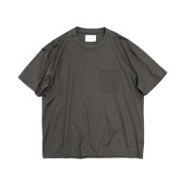 stein       OVERSZED POCKET TEE COTTON・CHARCOAL