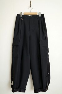 SOSHI OTSUKI       ソウシオオツキ NORFOLK CARGO TROUSERS