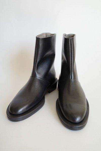 画像2: ISHMM       back zip boots  black 予約