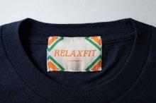 """他の写真2: RELAX FIT       リラックスフィット """"POCKET T-SHIRT""""・ネイビー"""