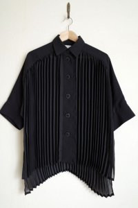 tactor       PLEATED SHIRT