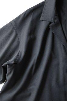 """他の写真3: sulvam       サルバム """"classic shirt""""ギャバジンロングシャツ"""