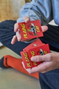 "ALC アレキサンダーリーチャン  ""CAPTAIN NYANCO PLAYING CARDS"""