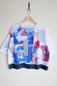 CILANDSIA   one-off TEE white・A